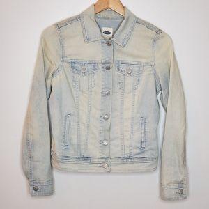 Old Navy Light Wash Jean Jacket